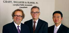 CPA Consultants - Graff, Ballauer & Blanski